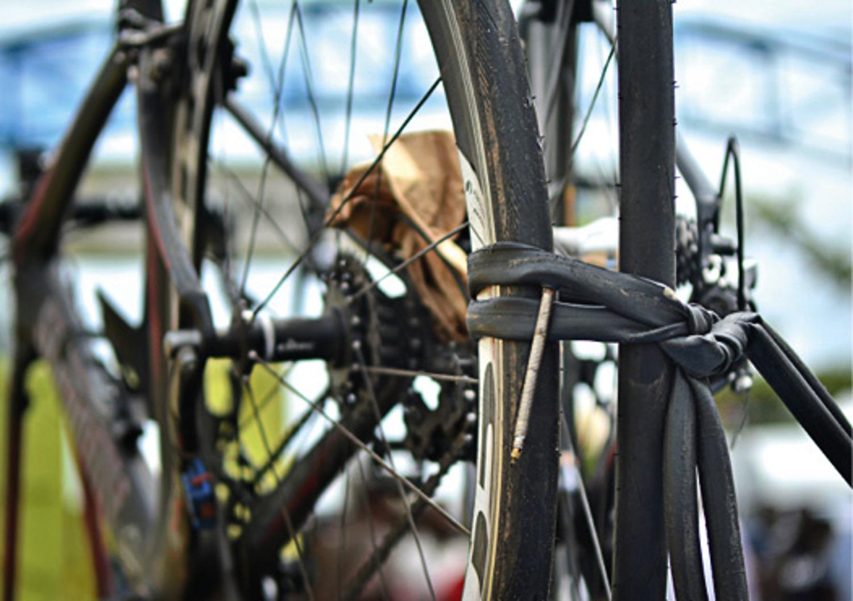 Begleitwagen Team BikeAid