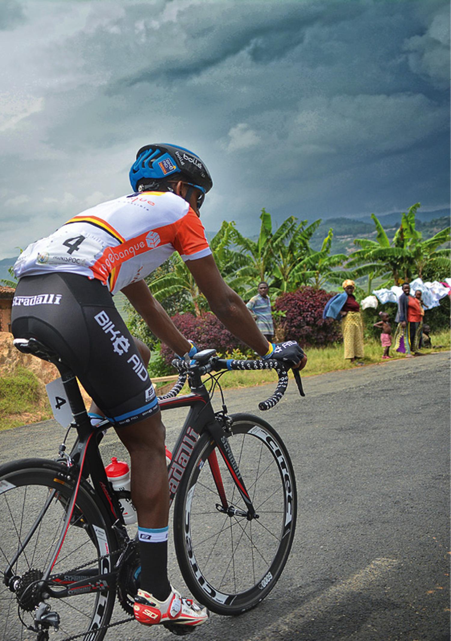Fahrer Ruanda