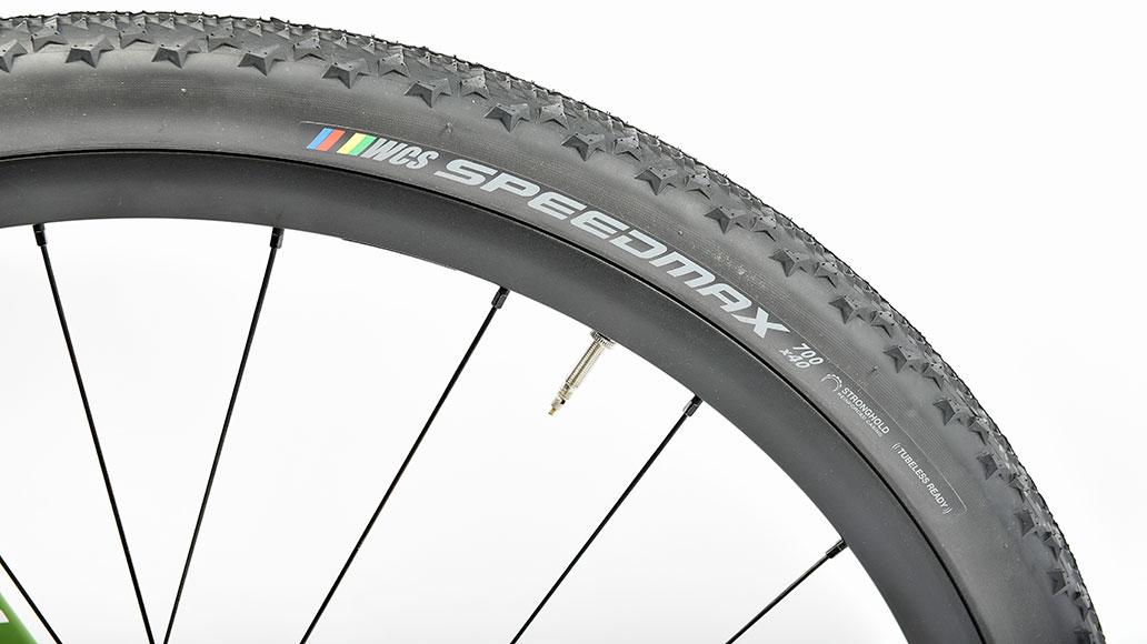 Ritchey WCS Speedmax, Gravel-Reifen, Test