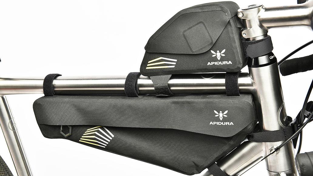 Apidura Racing Frame Pack, Bikepacks