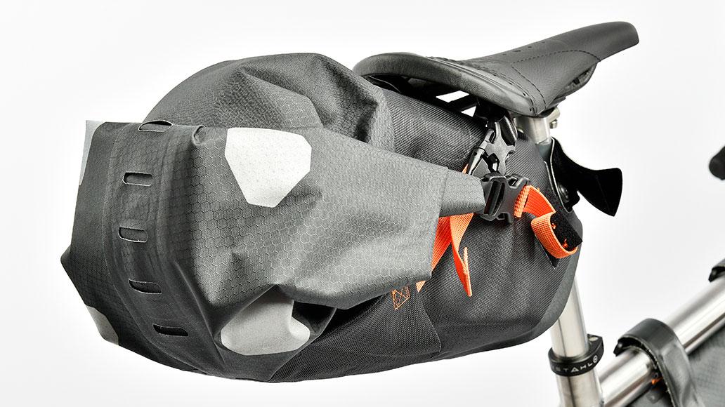 Ortlieb Seat Pack, Bikepacks, Test