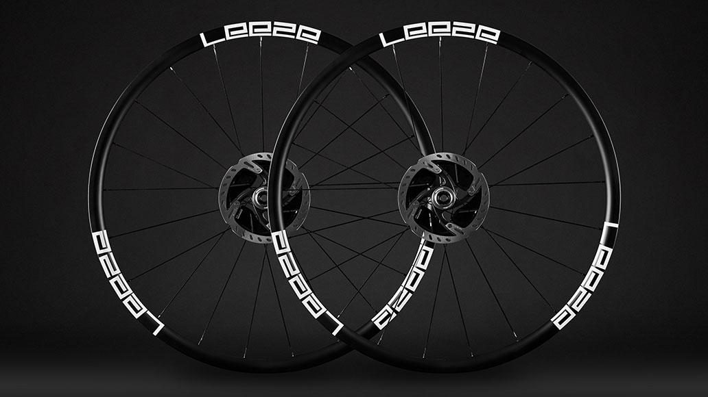 Leeze CC25 Gravel Evo WSTO, white, Laufräder, Test