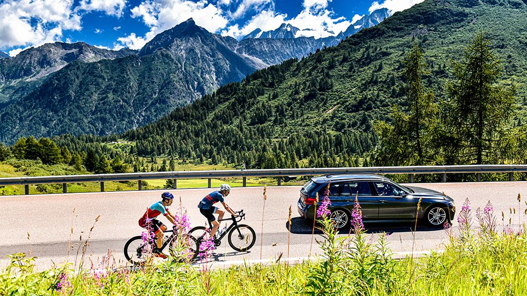 Alpen, Tour, Reportage