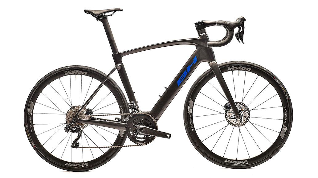 BH Bikes Core Race C. 1.8 EC 181, Test, E-Rennräder