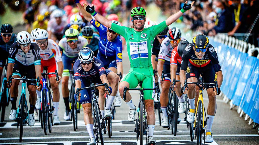 Mark Cavendish, Tour de France, Sprinter, Portrait