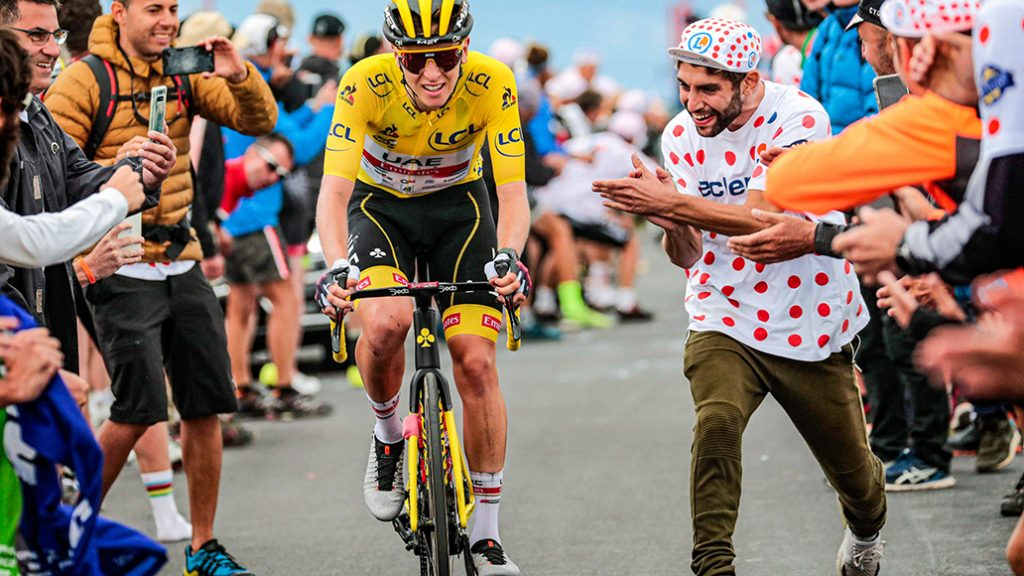 Tadej Pogačar, Tour de France, Portrait