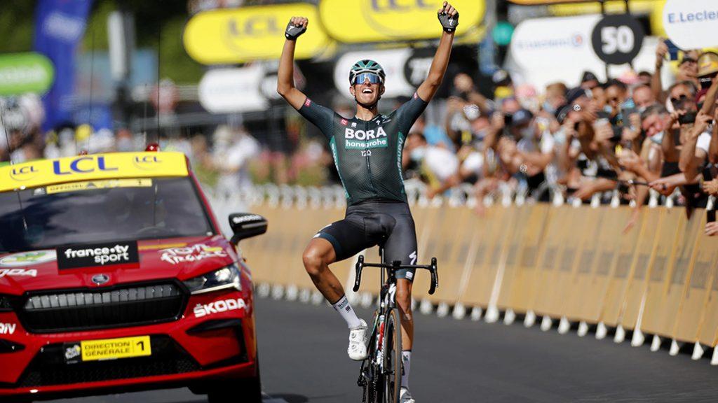 Nils Politt, Tour de France, Etappensieg, Portrait