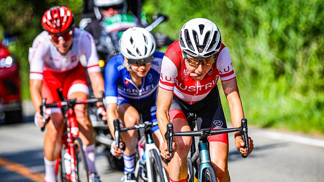 Radsport, Olympia, Anna Kiesenhofer